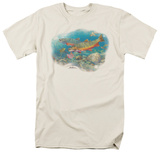Wildlife - Easy Pickings Trout T-shirts