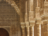 Patio De Los Leones (Palacios Nazaries in Nasrid Palace, Alhambra Photographic Print by Karl Blackwell