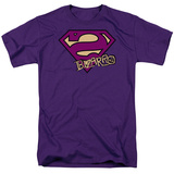 Superman-Bizarro Shield T-shirts