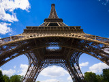 Eiffel Tower Photographic Print by Glenn Beanland
