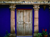Architectural Detail at La Casita Photographic Print by Douglas Steakley