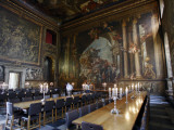 Interior of the Painted Hall at the Old Royal Naval College, Greenwich Photographic Print by Doug McKinlay
