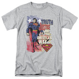 Superman- Truth & Justice T-Shirt