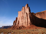 Mesa Rock Formations in Monument Valley Photographic Print by Feargus Cooney