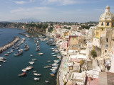 Harbour of Procida Photographic Print by Karl Blackwell