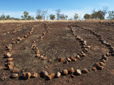 Aboriginal Ceremonial Site, West Kimberley Photographic Print by Grant Dixon
