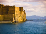 The 12th Century Castel Dell'Ovo Photographic Print by Glenn Beanland