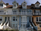 Victorian Seafront Homes, Whitstable Photographic Print by Doug McKinlay