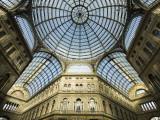 Galleria Umberto, Centro Storico Photographic Print by Greg Elms