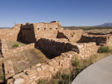 Ancestral Puebloan Ruin at Edge of the Cedars State Park Photographic Print by John Elk III
