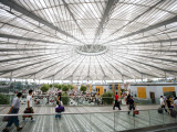 Shanghai South Train Station Interior Photographic Print by Greg Elms