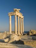 The Temple of Apollon Photographic Print by Izzet Keribar