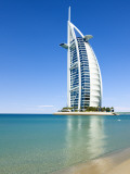 Burj Al Arab Hotel Photographic Print by Jean-pierre Lescourret