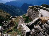 Terraced Ruins on the Inca Trail Photographic Print by Karl Lehmann