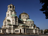 Alexander Nevski Cathedral Photographic Print by Manfred Hofer