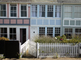 Victorian Seafront Cottages, Whitstable Photographic Print by Doug McKinlay