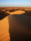 Sand in Sahara Desert Near Chinguetti Photographic Print by Feargus Cooney