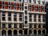 Building Facade Photographic Print by Manfred Hofer