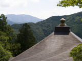 View from Kurama Dera, Kitayama Area Photographic Print by Greg Elms