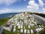 San Juan Cemetery, Old San Juan Photographic Print by Christopher Groenhout