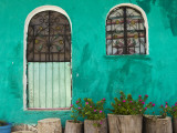 Mexican House Exterior Photographic Print by Guylain Doyle
