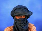 Retrato de un hombre Tuareg Lámina fotográfica por Frans Lemmens