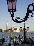 View to San Giorgio Maggiore Fotodruck von Christopher Groenhout