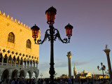 Palazzo Ducale and Piazzetta San Marco Photographic Print by Glenn Beanland