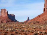 Buttes and Mesas of Monument Valley Photographic Print by Feargus Cooney