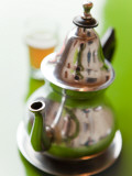 Mint Tea Photographic Print by Huw Jones