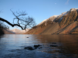 Wast Water Below Scaffel Pike Photographic Print by Feargus Cooney