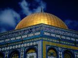 Dome of the Rock, Old City of Jerusalem Fotografisk tryk af Hanan Isachar