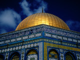 Dome of the Rock, Old City of Jerusalem Photographic Print by Hanan Isachar