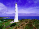 Cape Wickham Lighthouse Fotografie-Druck von Christopher Groenhout