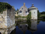 Moated Scotney Castle Photographic Print by Doug McKinlay