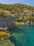 Sunken City of Kekova Photographic Print by Izzet Keribar