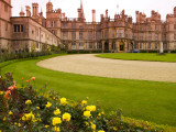 Burghley House Stately Home Photographic Print by Glenn Beanland