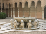 Patio De Los Leones, Palacios Nazaries (Nasrid Palace) at the Alhambra Photographic Print by Karl Blackwell