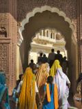 Visitors Entering Mehrangarh Fort Photographic Print by Izzet Keribar
