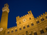 The Palazzo Comunale Photographic Print by Olivier Cirendini