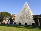 Piramide Di Caio Cestio Photographic Print by Paolo Cordelli