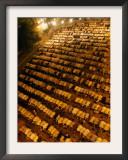 "Pakistani Muslims Perform a Prayer Called ""Tarawih"" Framed Photographic Print"