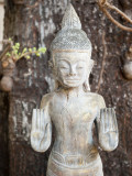 Khmer Statue at Royal Palace Photographic Print by Ariadne Van Zandbergen