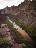 Smith Rock and Crooked River Photographic Print by Tyler Roemer