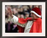 Pope Benedict Xvi Framed Photographic Print