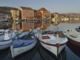 Boats at Port Photographic Print by Will Salter