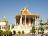Silver Pagoda at Royal Palace Photographic Print by Ariadne Van Zandbergen
