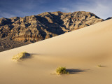 Eureka Sand Dunes with Last Chance Range in Background Photographic Print by Witold Skrypczak