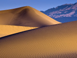 Mesquite Flat Sand Dunes, Amargosa Range Photographic Print by Witold Skrypczak