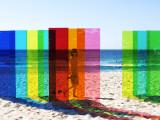 Sculpture by the Sea, from Bondi to Tamarama Coastal Walk Fotografie-Druck von Oliver Strewe